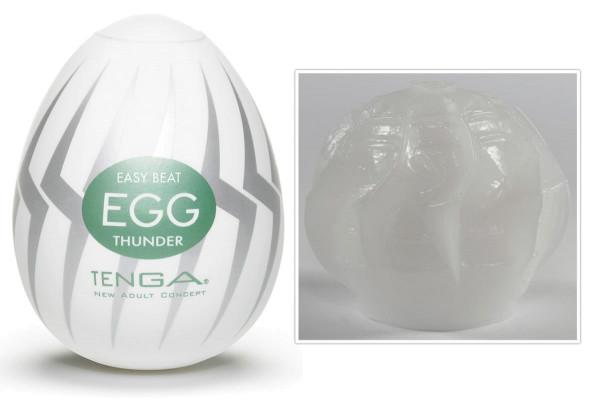Tenga Egg - Thunder Masturbator