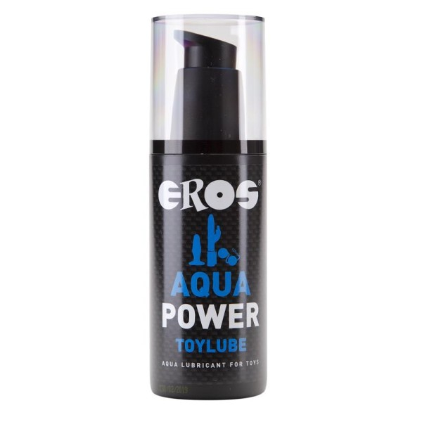 EROS Aqua Power Toylube - 125 ml
