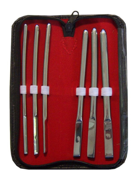 Dilator Set, 6 Pieces (6mm - 11mm)