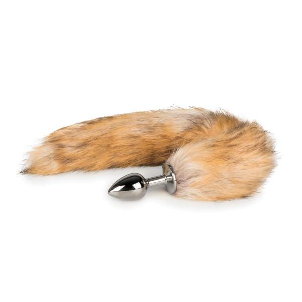 Tapón anal Fox Tail