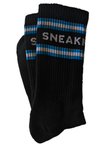 Sneak Freaxx Black Edition #2 Socks Black One Size