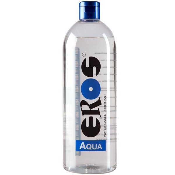 Eros Megasol Aqua 500 ml Water-based Lubricant (Bottle)