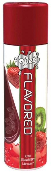 WET Flavored Kiwi Strawberry - 102g