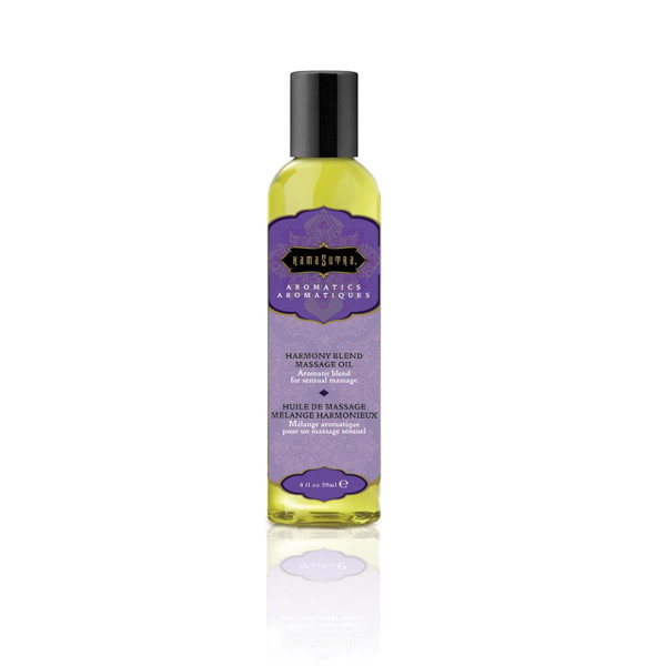 Aromatisches Massageöl - Harmony Blend 59 ml