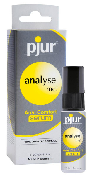 Pjur Analyse me Serum! Spray - 20ml