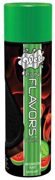 WET Fun Flavors 4in1 - Watermelon Blast - 116g