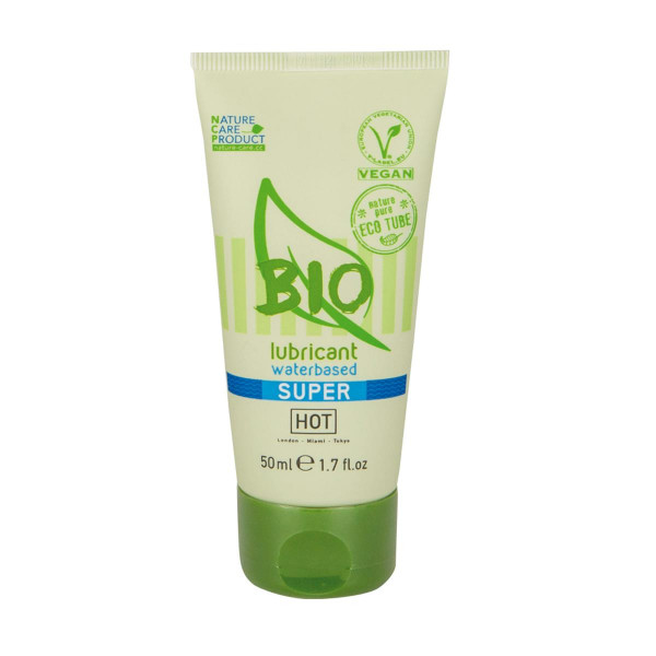 HOT BIO lubricant waterbased Superglide 50ml