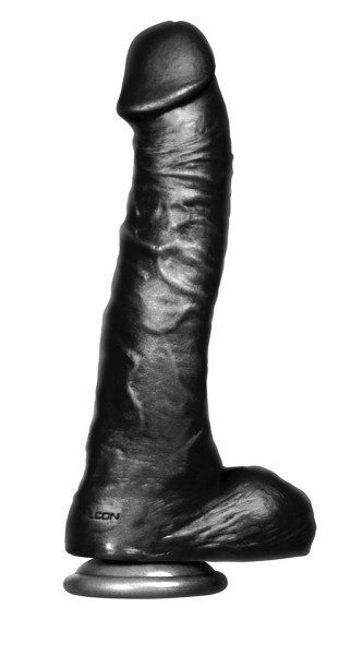 BBC Big Black Cock Twisted ca. 30 cm