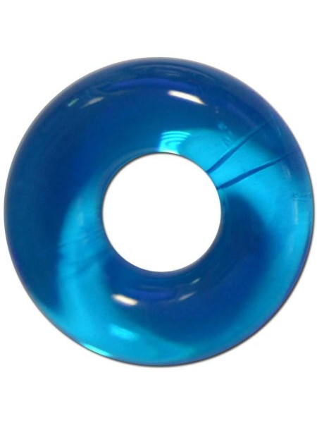 Sport Fucker Chubby Rubber Cockring Ice Blue