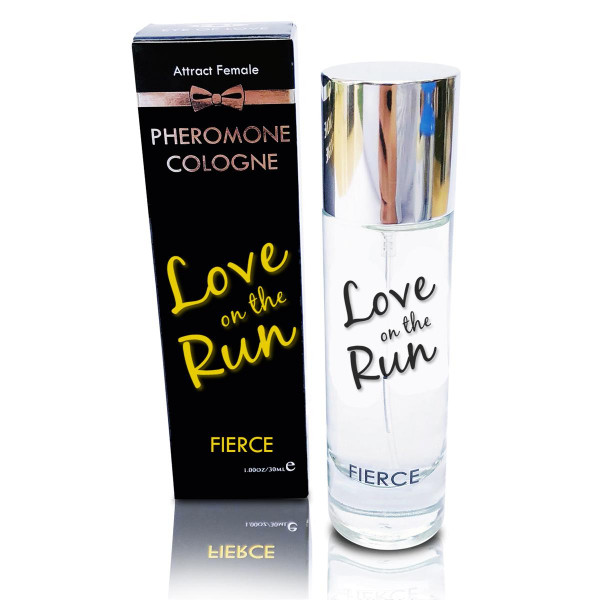 Fierce Herrenduft mit Pheromonen - 30 ml