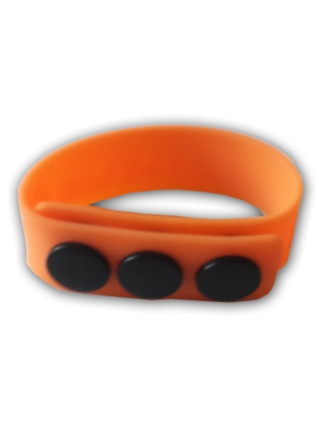 Sport Fucker Silicone Cock Strap Orange