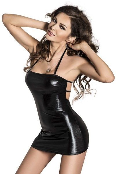 Passion-Exklusiv - Beltis Dress Schwarz