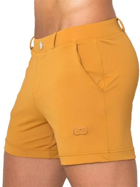 2Eros Bondi Swim Shorts Swimwear Almond